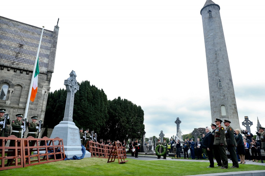 Glasnevin National Famine Commemoration 2016